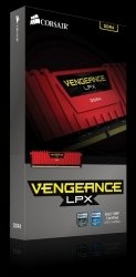 DDR4 Vengeance LPX 8GB/2666 RED CL16-18-18-35 1.20V XMP2.0