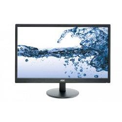 Monitor 21.5 e2270Swhn LED HDMI Czarny