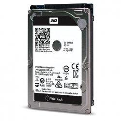 HDD Black 500GB 2,5'' 32MB SATAIII/7200rpm