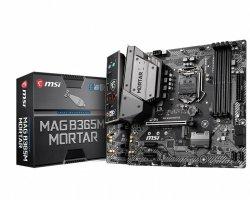 Płyta główna MAG B365M MORTAR s1151 4DDR4 HDMI/DVD-D/D-SUB uATX