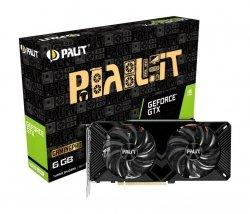 Karta graficzna GeForce GTX 1660 SUPER GamingPro 6G GDDR6 192bit DVI-D/HDMI/DP