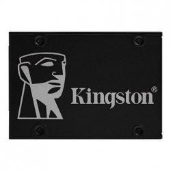 Dysk SSD KC600 SERIES 256GB SATA3 2.5' 550/500 MB/s