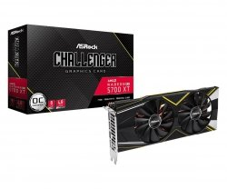 Karta Graficzna Radeon RX 5700 XT Challenger D 8G OC 256bit GDDR6 HDMI/3DP