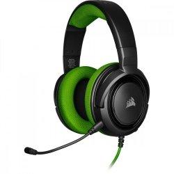 Słuchawki HS35 Stereo Gaming Headset Green