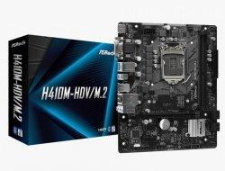 Płyta główna H410M-HDV/M.2 s1200 2DDR4 HDMI/DVI/D-SUB mATX