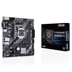 Płyta główna PRIME B460M-K s1200 4DDR4 HDMI/DP M.2 USB3.2 mATX
