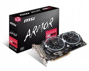 MSI Radeon RX 580 ARMOR 8 GB DDR5
