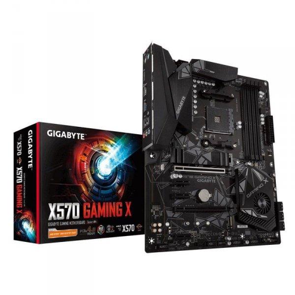 Płyta Gigabyte X570 GAMING X /AMD X570/DDR4/SATA3/M.2/USB3.1/PCIe4.0/AM4/ATX