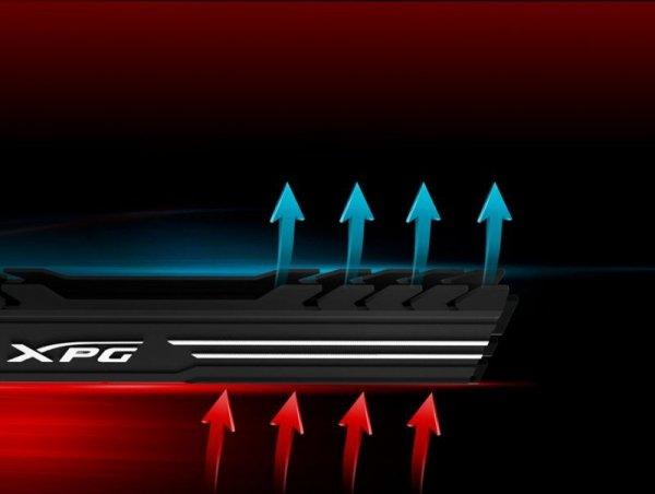 Adata DDR4 XPG GAMMIX D10 16GB (2x8GB) 3000MHz (AX4U300038G16-DBG)