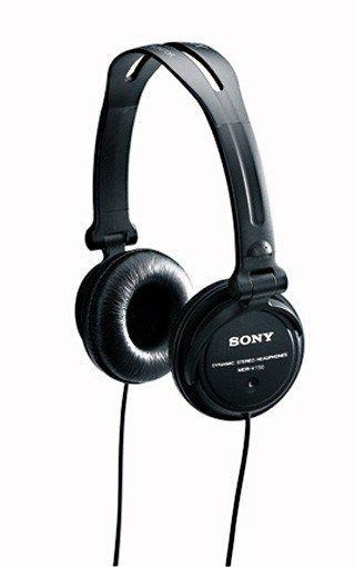 Słuchawki MDR-V150 Black