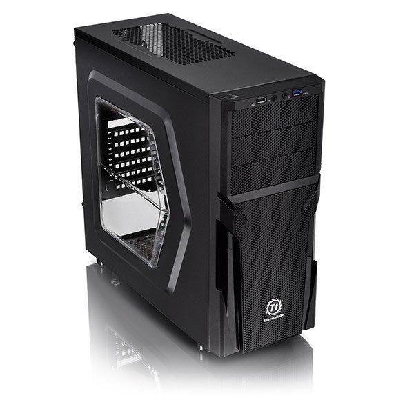 Versa H21 USB 3.0 Window (120mm), czarna