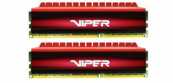 DDR4 Viper 4 8GB/3000(2*4GB) Red CL16
