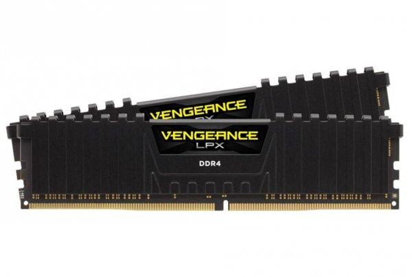 DDR4 Vengeance LPX 8GB/2400 (2*4GB) BLACK CL14-16-16-31