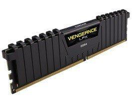 DDR4 Vengeance LPX 8GB/2400 BLACK CL16-16-16-39 1.20V