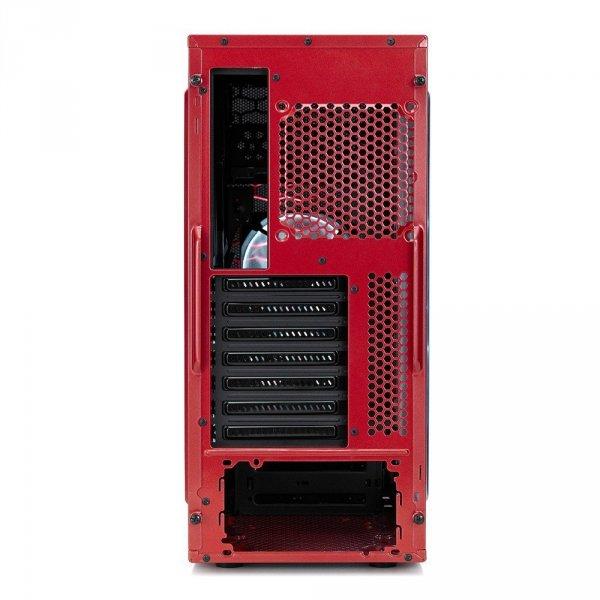 Focus G Red Window 2.5'SDD uATX/ATX/ITX