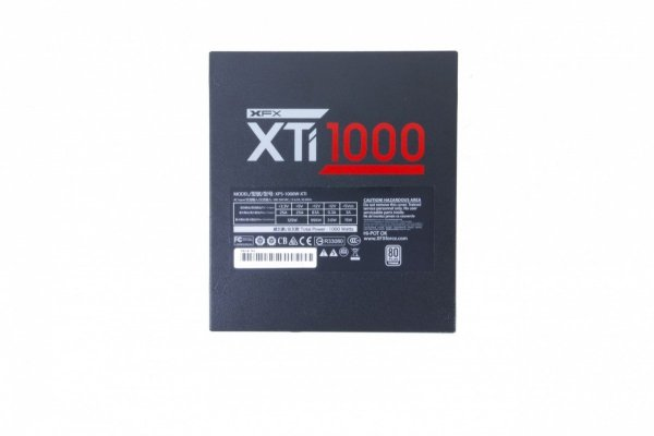 1000W Full Modular (80+ Titanium, 8x PEG, 135mm)