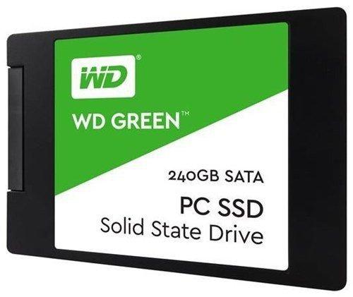 Green SSD 240GB SATA 2,5'' WDS240G2G0A