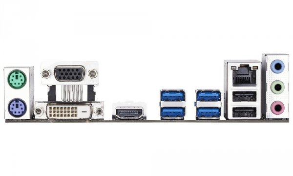 Płyta główna GA-A320M-S2H AM4 A320M 2DDR4 USB3/DVI/D-SUB uATX