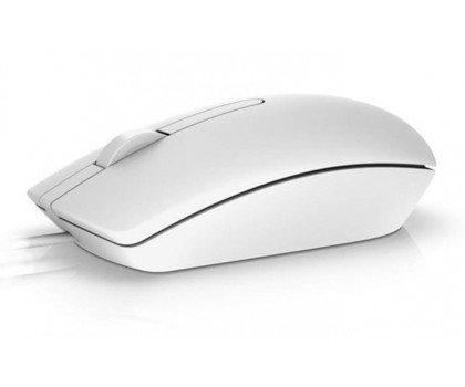 Przewodowa mysz optyczna USB biała MS116