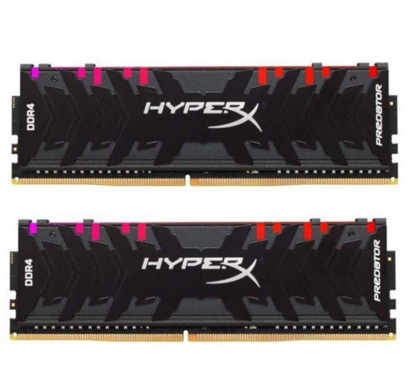 Pamięć DDR4 Predator RGB 16GB/(2*8GB)3200 CL16