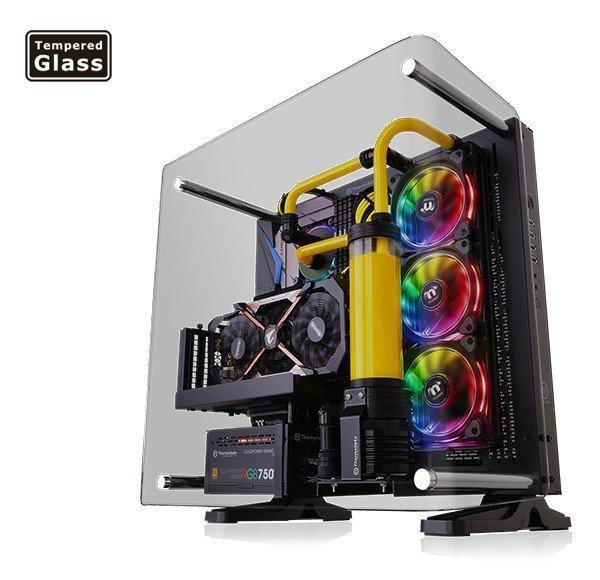 Obudowa Core P3 Tempered Glass Curved Edition