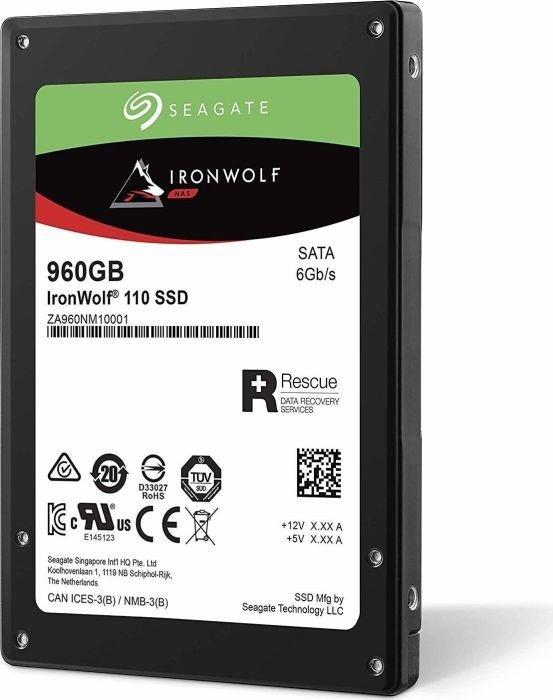 Dysk IronWolf SSD 960GB ZA960NM10011