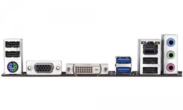 Płyta główna H310M S2V 2.0 S1151 2DDR4 DSUB/DVI/USB3 mATX