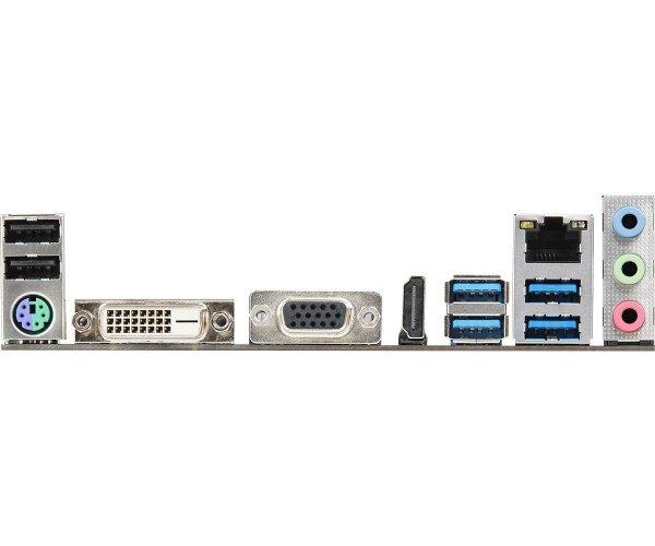 Płyta główna A320M-HDV R4.0 AM4 2DDR4 DSUB/DVI/HDMI/m.2 mATX