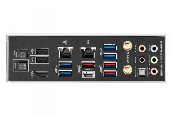 Płyta główna ROG MAXIMUS XII HERO (WI-FI) s1200 4DDR4 HDMI M.2 ATX