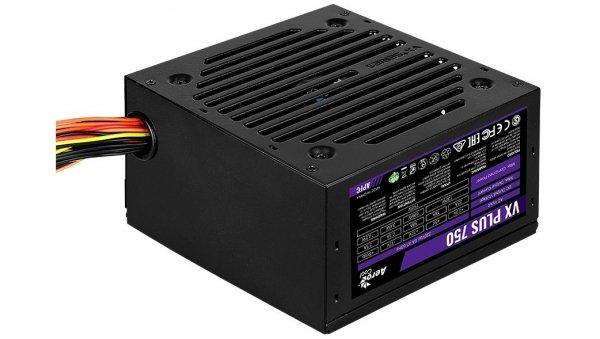 Zasilacz VX PLUS 750W ATX 12V BOX