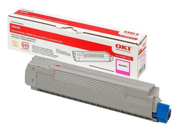 Toner C8600 Magenta 6k
