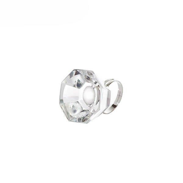 anello per cristallo