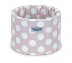 Box for toys COTTON pink