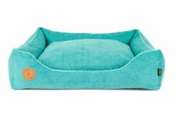 CEZAR bed turquoise