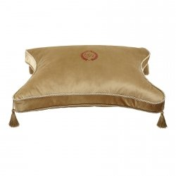 Royal dog bed KING & QUEEN gold