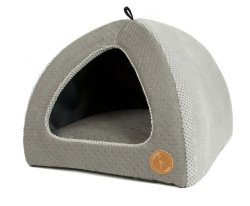 Dog House BELLA gray