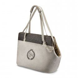 Pet Carrier PARIS brown