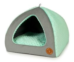 Dog House BELLA mint minky