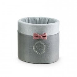 Box for toys PARIS gray