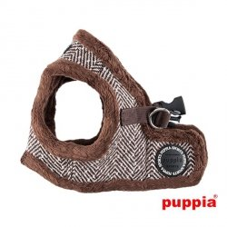 Vest-Harness WITTA brown