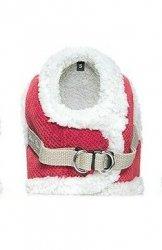 Zimowe szelki OSLO czerwone