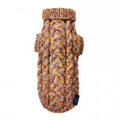 Sweterek PRECIOUS różowy opal