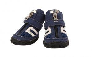 Buty ochronne dla psa HIKER niebieskie