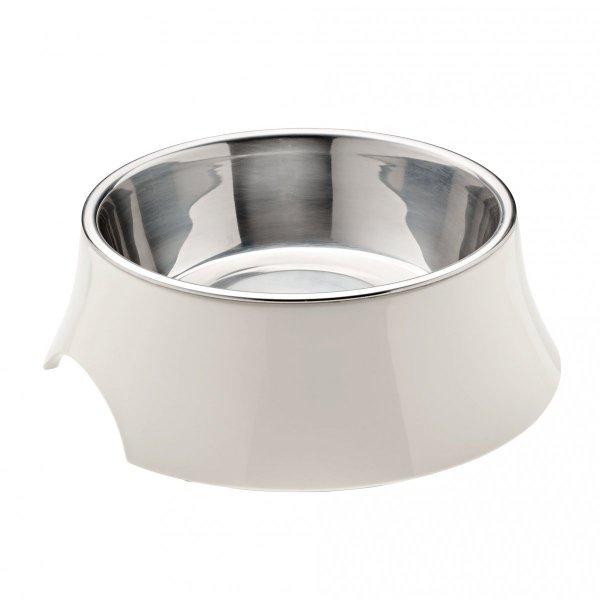 Melamine bowl ATLANTA white Hunter
