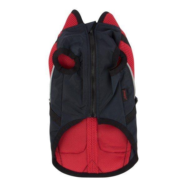 Trekingowa kurtka P2 czerwona