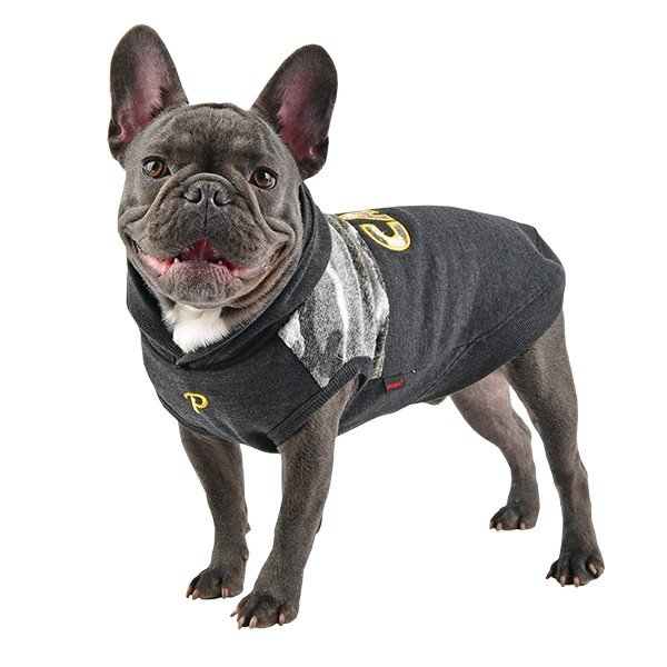 bluza CAMP szara od Puppia