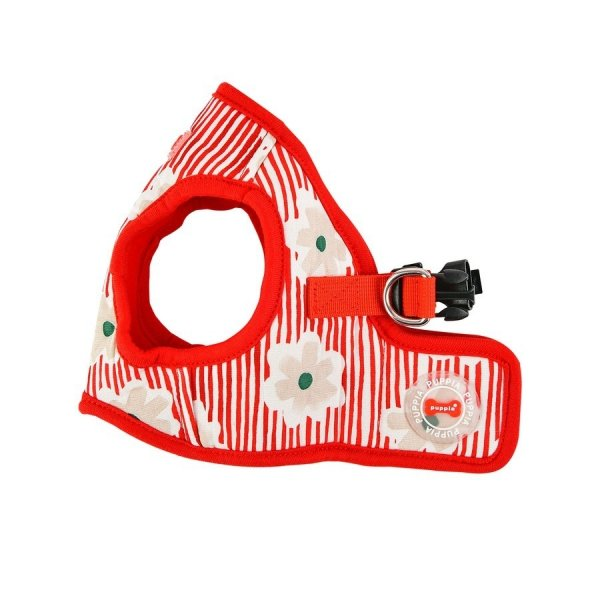 Harness vest VERNA red