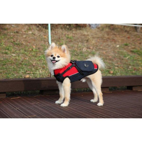 Trekking jacket P2 orange Puppia