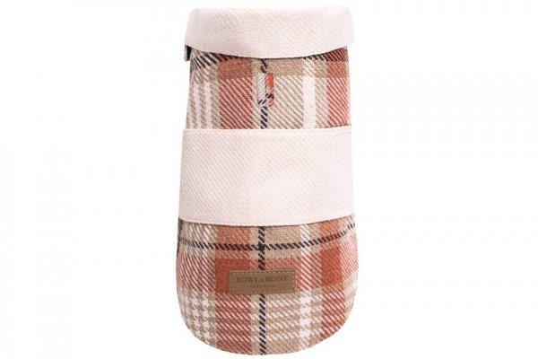 Stylowy płaszczyk LEAF dla psa od Bowl&Bone