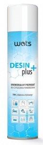 DesinPlus Uniwersalny Preparat do czyszczenia powierzchni w sprayu 70% alkoholu.  Poj.300 ml.